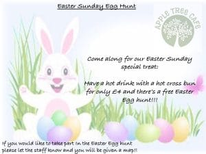 Easter Sunday Egg Hunt